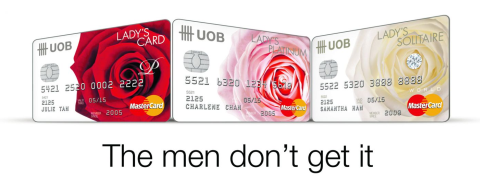 48 Smart Uob Lady S Card