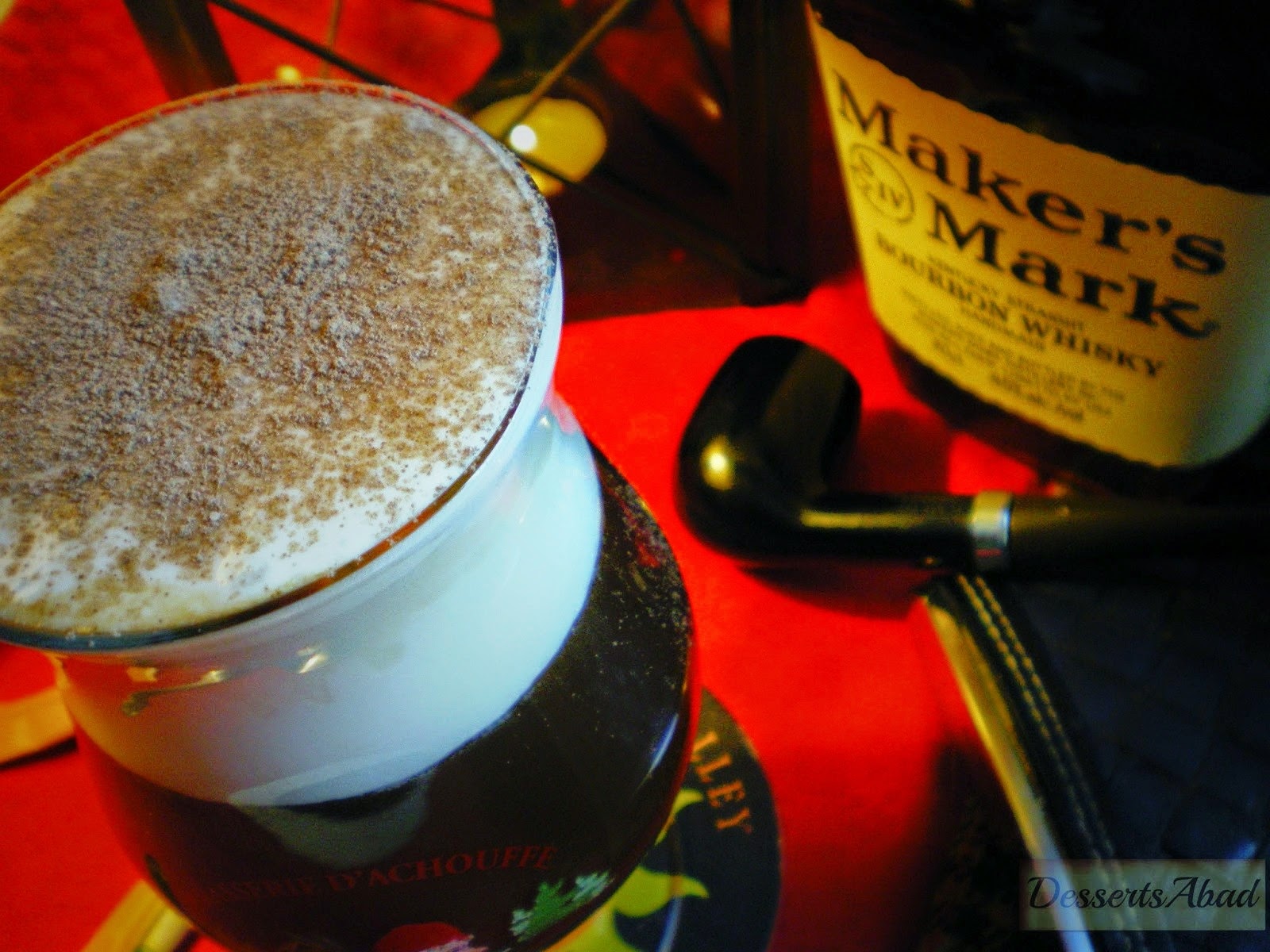 Irish coffee {café irlandés}