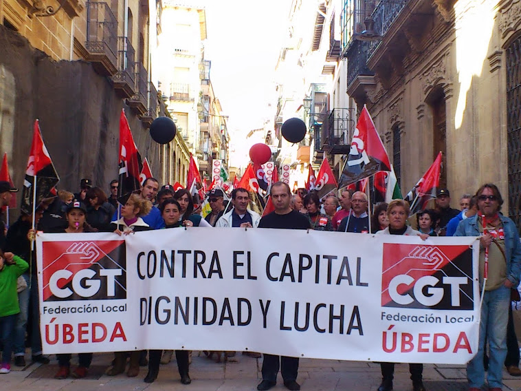 FEDERACIÓN LOCAL CGT ÚBEDA