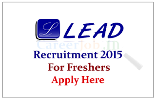 LEAD Group Hiring Freshers for the post of RF Engineer