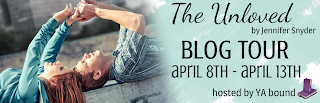 The Unloved [Blog Tour & Giveaway]