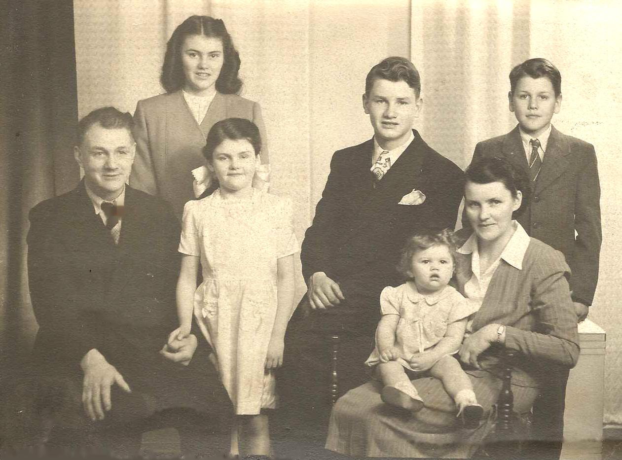 Williams/Palmer genealogy.