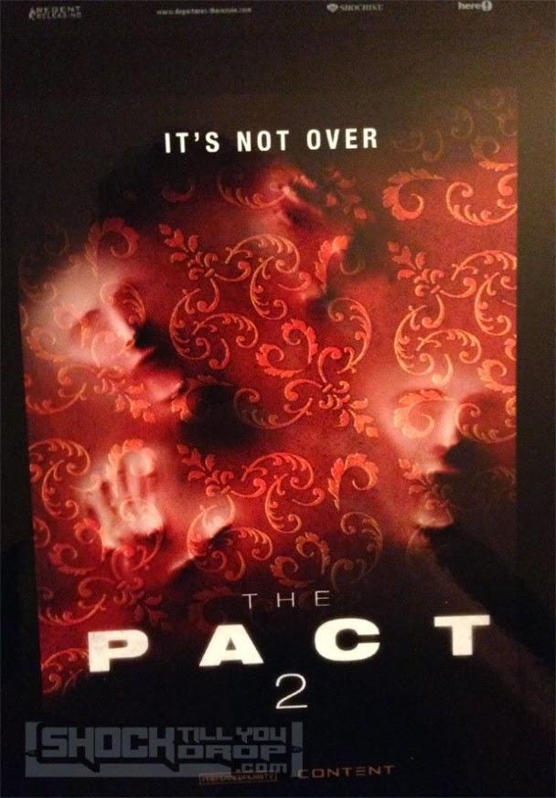 Teaser póster de 'The Pact 2'