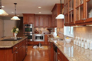 Build New Kitchen Cabinets