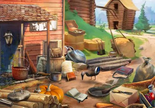 Hidden4Fun FarmYard Tales