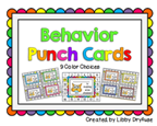 http://www.teacherspayteachers.com/Product/Behavior-Punch-Cards-Owls-811723