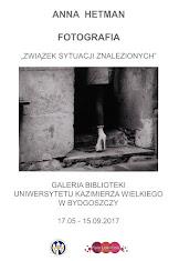 Zapraszamy do zwiedzania wystawy Anny Hetman