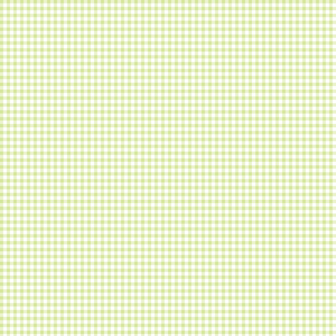 Free Digital And Printable Gingham Scrapbooking Paper Ii Green