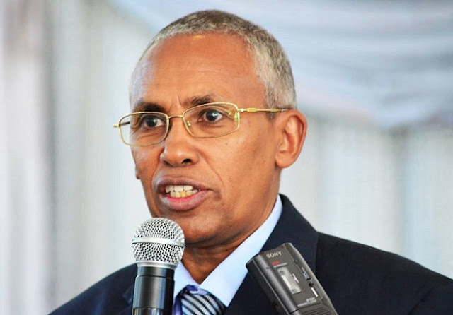 Somaliland oo markii ugu horreysay ka hadashay xiisadaha Dagaal ee ka jira Magaalada Gaalkacyo