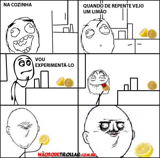 limão azedinho
