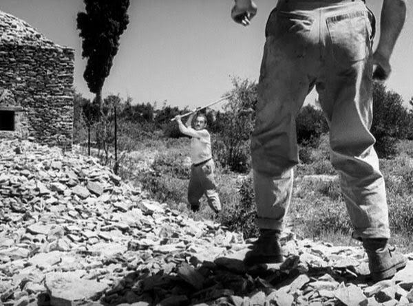 The Wages of Fear, directed by Henri-Georges Clouzot