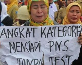 Gagasan Anak Buah Prabowo, Pansus Honorer K2 Akan Dibentuk