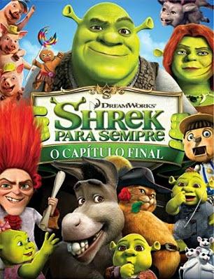 Shrek Para Sempre Dublado