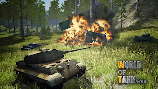 World Of Tank War v1.0.0 for iPhone/iPad