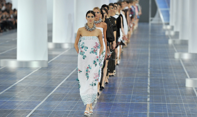 CHANEL SS 2013 PFW [WOW]…