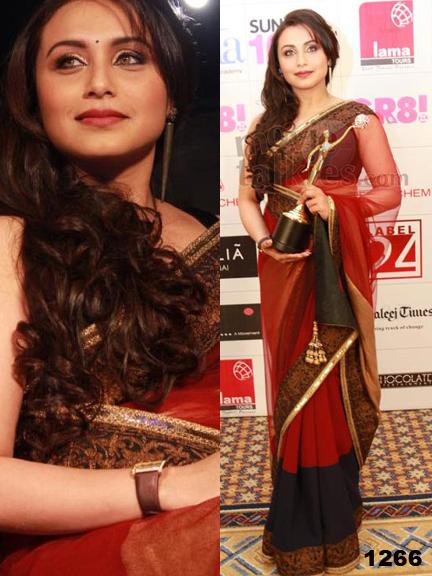 Bollywood Actress Gorgeous Saree, Bollywood Actress Krina Kapoor, Rani Mukharji,Diya Mirza Replica Saree in Hydrabad