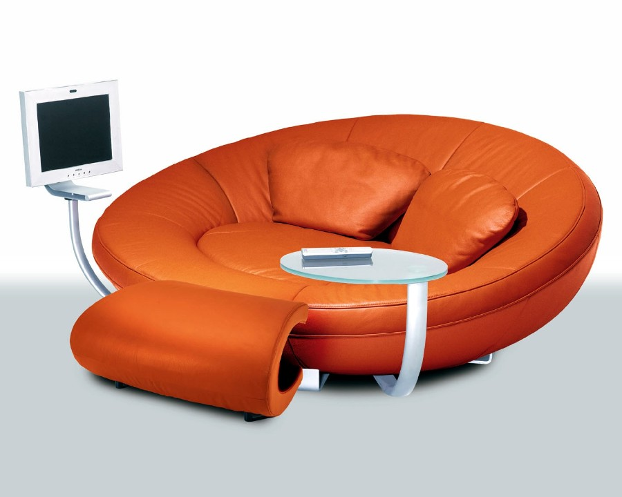 Modern sofa bed design home design for Modern chair design