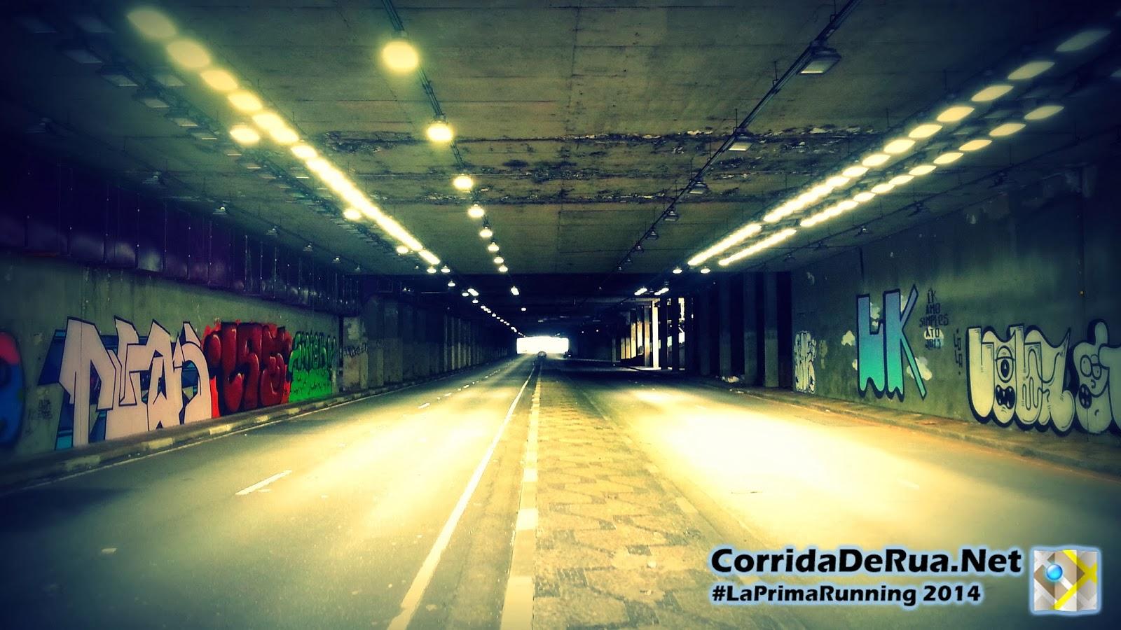 Corrida no túnel - Corrida De Rua