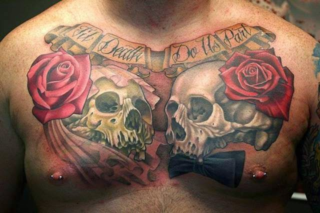 Masterpieces 3D Tattoos Jaw Dropping Ink