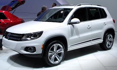 2013 Volkswagen Tiguan Owners Manual
