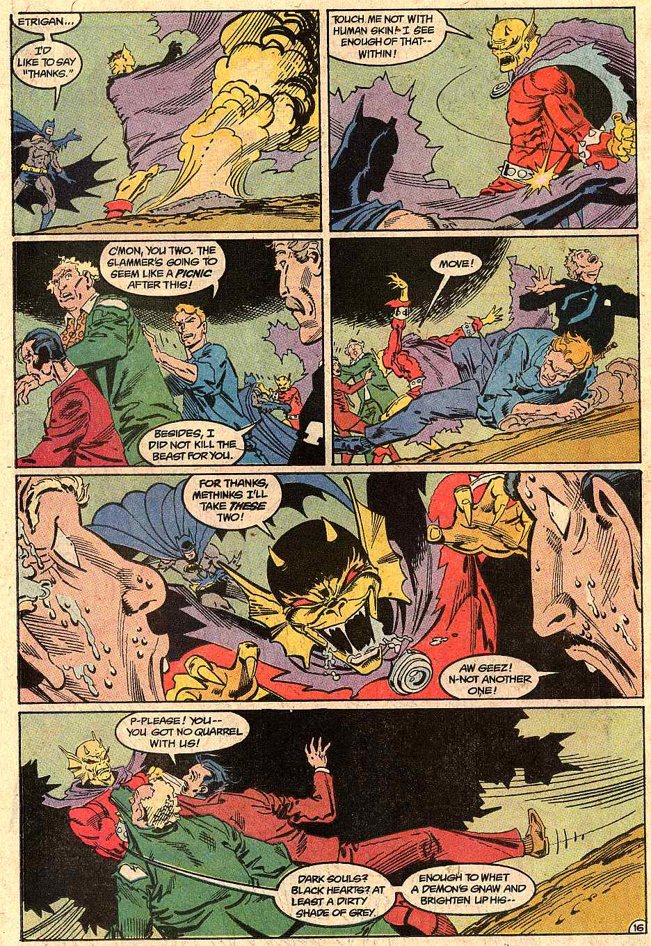 Detective Comics (1937) Issue #603 Page 17
