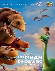 Un Gran Dinosaurio (El viaje de Arlo) (2015)