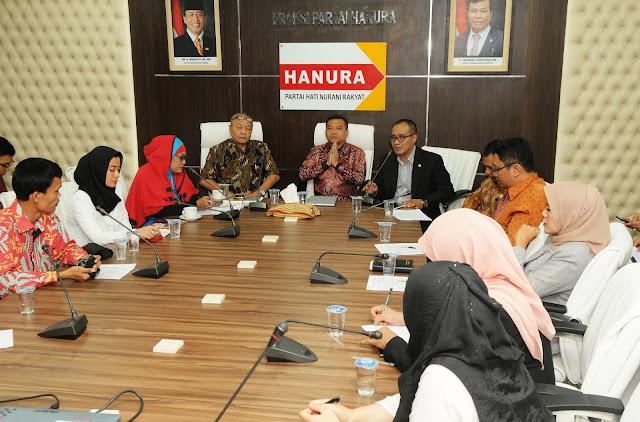 Fraksi Hanura Desak Pengesahan RUU Kebudayaan