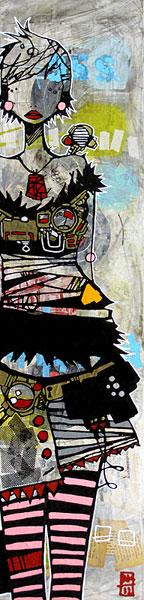 interview aaron kraten, artist aaron kraten, painter aaron kraten