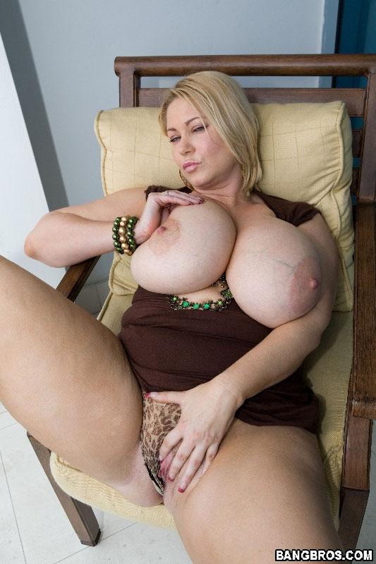 пышные блондинки фото порно