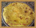 Tortilla de Chorizo y Patatas
