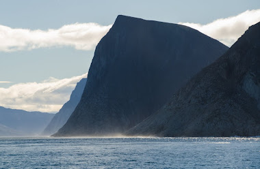The wild mountains of Labrador