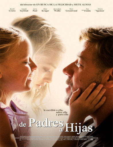 Ver De padres a hijas (Fathers and Daughters) (2015) Online
