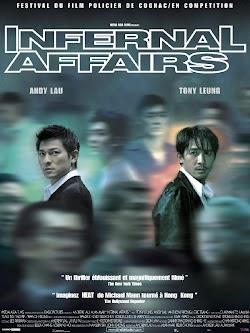 Vô Gian Đạo - Infernal Affairs (2002) Poster