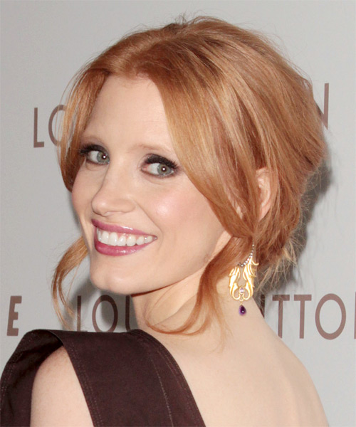 Jessica Chastain: Just A Normal Girl