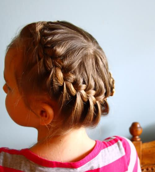 teenage braided hairstyles : Sweet Braid Hairstyles For Teen Girls ~ Krazy Fashion Rocks