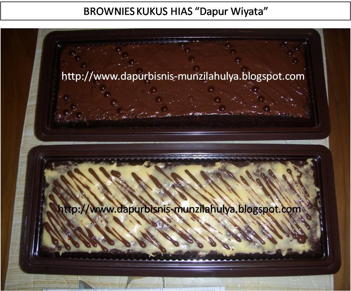 """Brownies Kukus"""""""