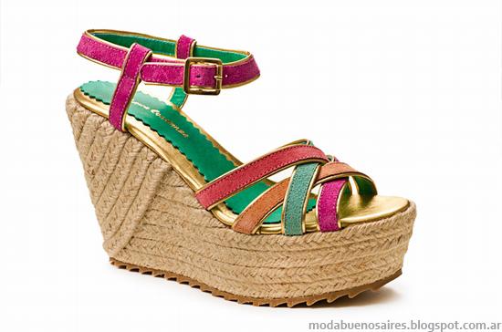 Sandalias verano 2014, zapatos 2014 moda argentina calzados.
