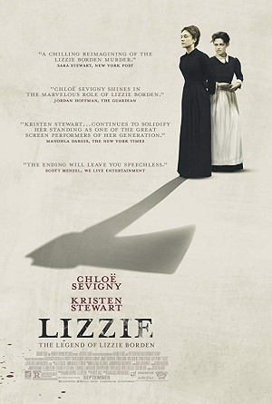 Lizzie - Legendado Torrent torrent download capa