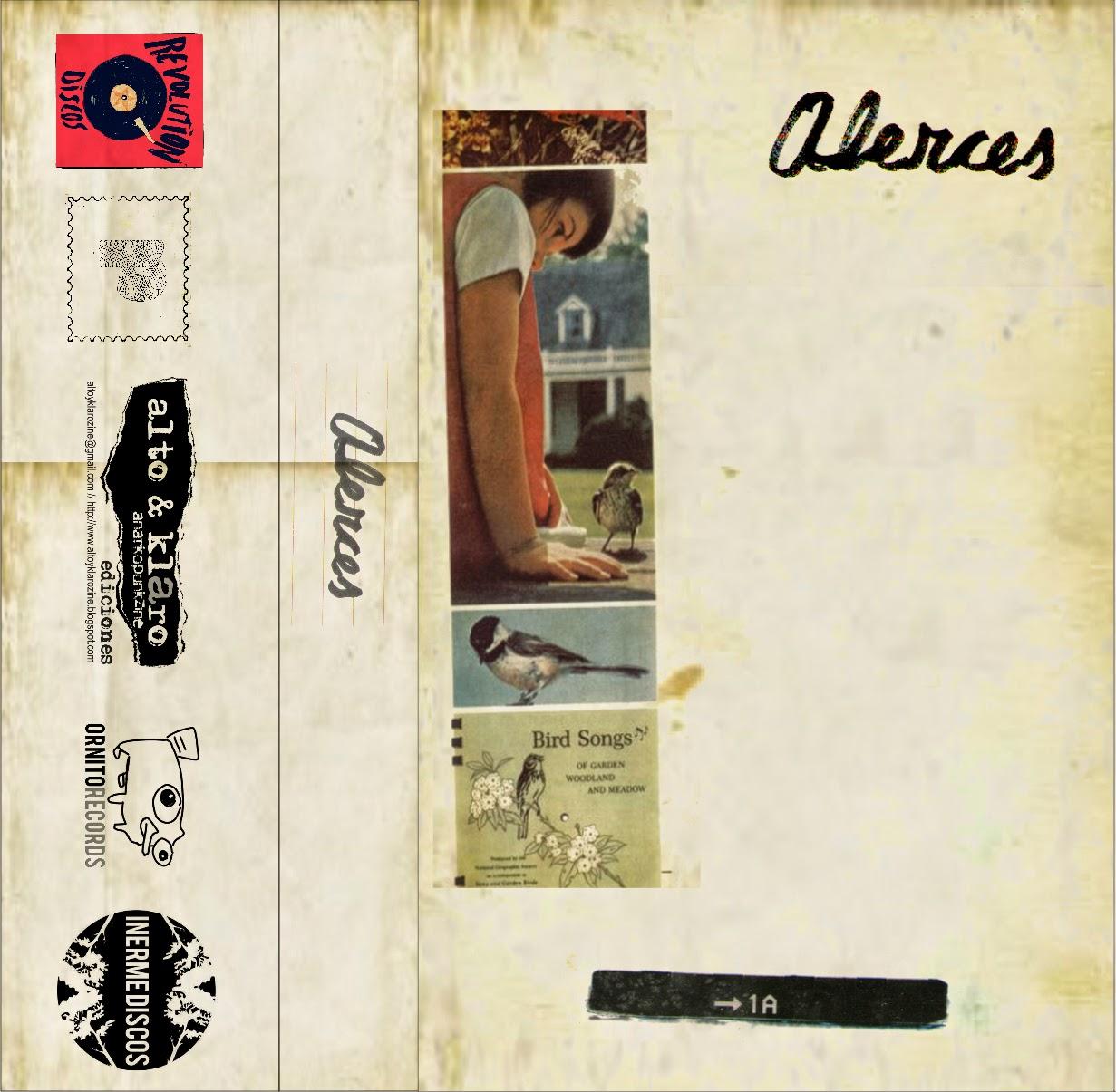 ALERCES tape 2014