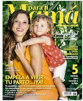 """Leé a Madreinargentina en """"Para Ti Mamá"""""""