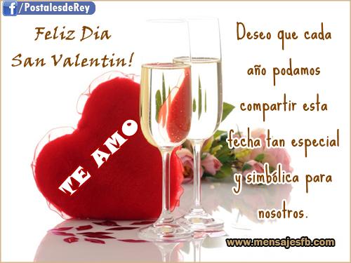 tarjetas para enamorar en san valentin