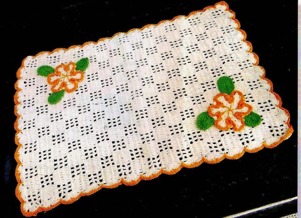 toalha em croche cozinha em croche com receita