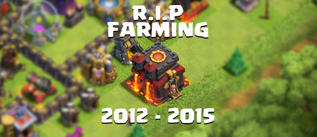 Bocoran Update COC: Selamat Tinggal Base Farming