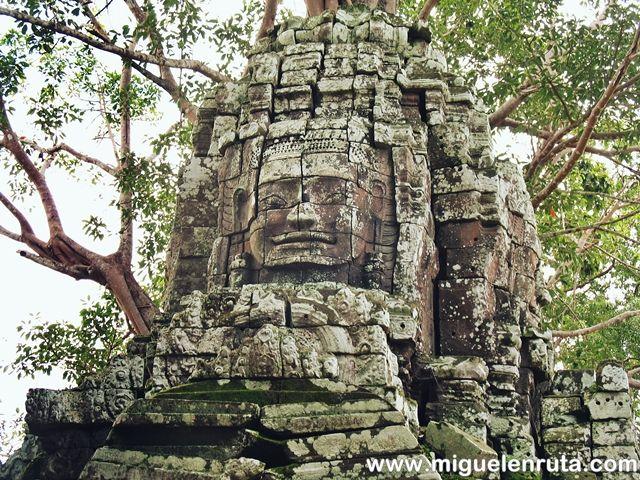 Buda-Bayon-Angkor