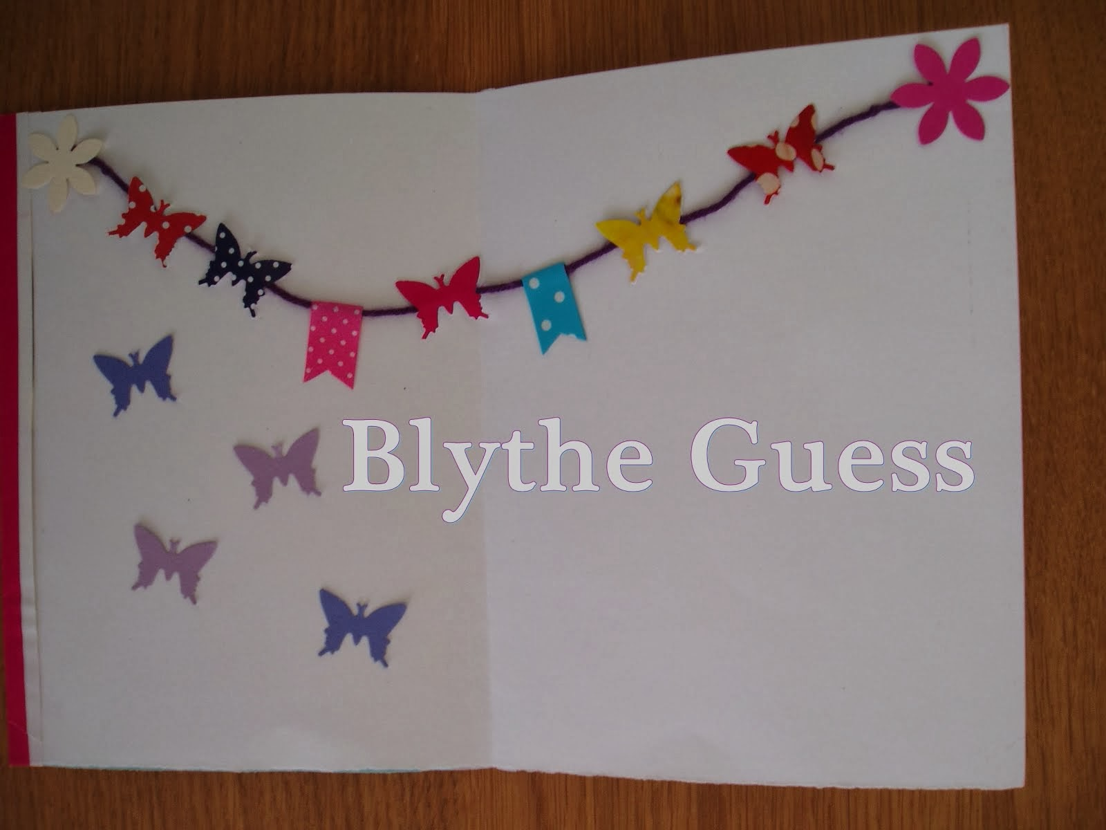 Blythe Guess Cards