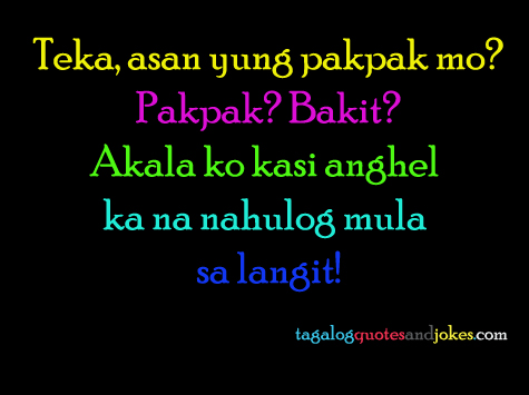 tagalog pick up lines, pinoy pick up lines, tagalog pick up liness 2012