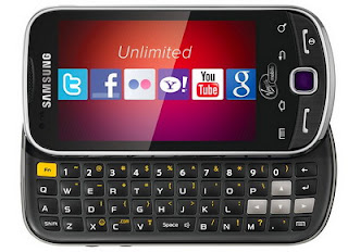 Samsung Intercept first Android phone from Virgin Mobile
