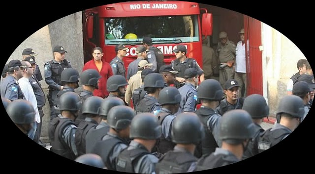 Brasil: REVOLTA DOS BOMBEIROS DO RIO DE JANEIRO COMENTADA EM OPINIÃO DE LEITOR