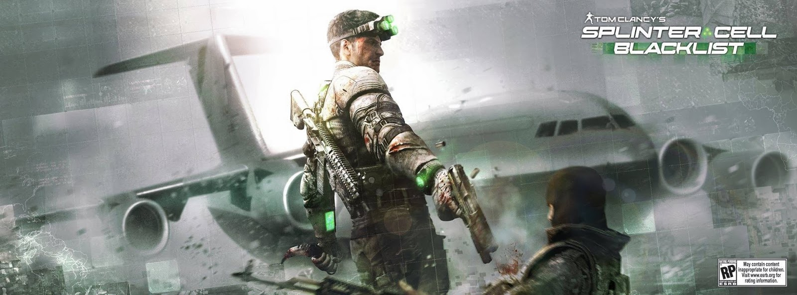 The most splinter cell hentai don't