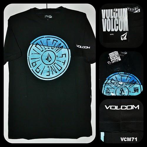 Kaos Surfing Volcom Kode VCM71